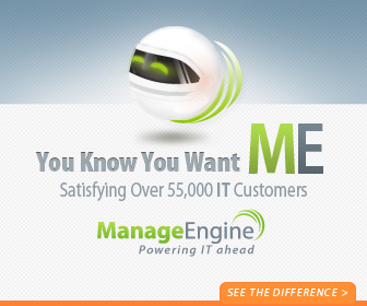 ManageEngine - ENTERPRISE IT MANAGEMENT Software.